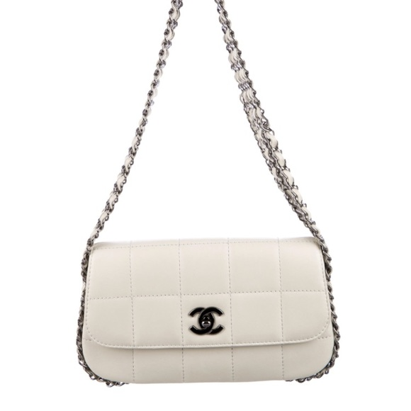 ee1cdc47f0a4 CHANEL Bags | Rock And Chain Flap Bag Vm 1000 | Poshmark